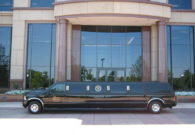 14 passenger limo Renee's Limousine, Minneapolis Minnesota