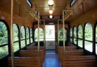 22 passenger trolley Renee's Limousine, Minneapolis Minnesota