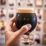 Fairstate brewery glass Renee's Limousine, Minneapolis Minnesota