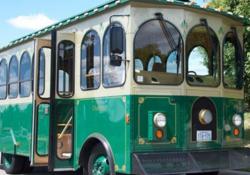 Lake Minnetonka Trolley Renee's Limousine, Minneapolis Minnesota