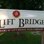 Lift Bridge Renee's Limousine, Minneapolis Minnesota